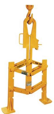Extended Width Vertical Coil Lifter