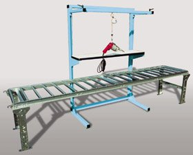 Flexline Open Frame Workbench