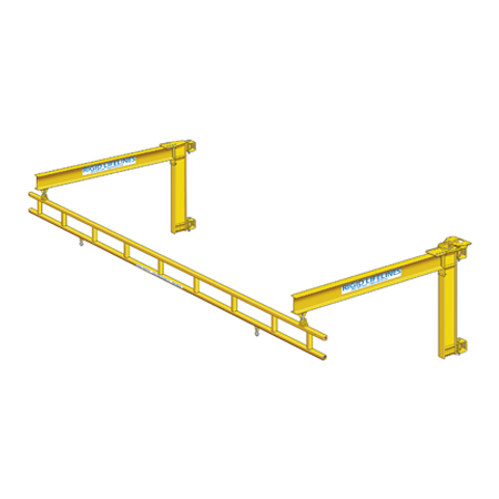 Fold Away Anchor Track System