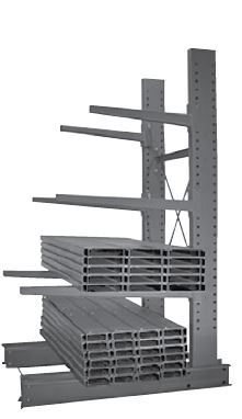 Intermediate Duty Cantilever Racking