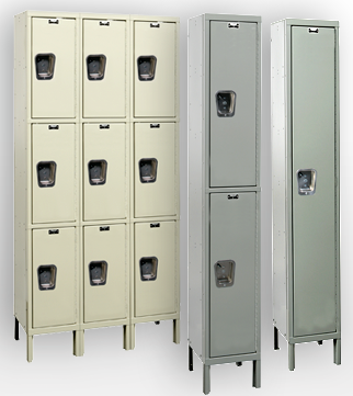Maintenance Free Quiet KD Lockers