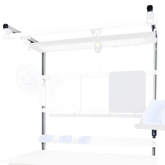 Overhead Workstation Frame