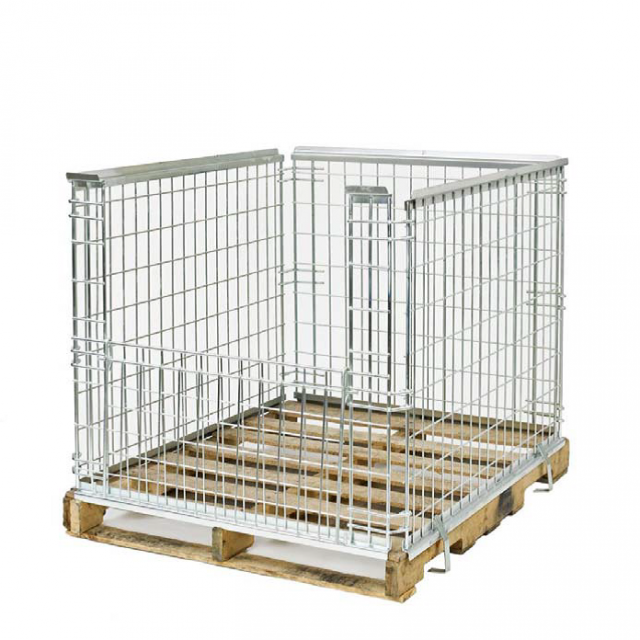 Pallet Surround Wire Container