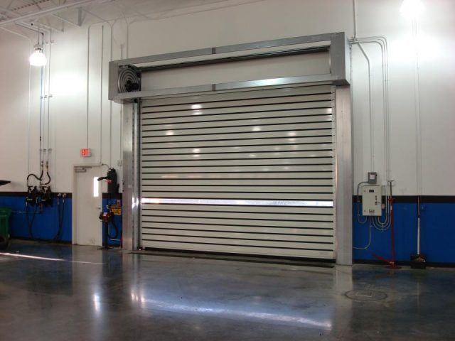 Rigid Rolling Doors