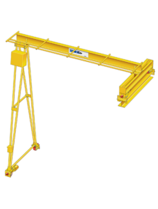Single Leg Gantry Crane Main Section