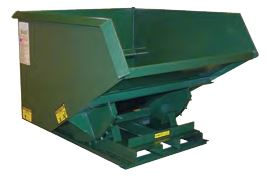 Super Extra Heavy Duty Structural Base Hopper