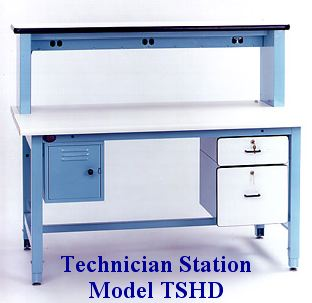Technician Station Workbench