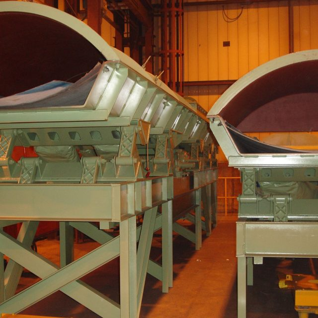 Vibra Belt conveyors