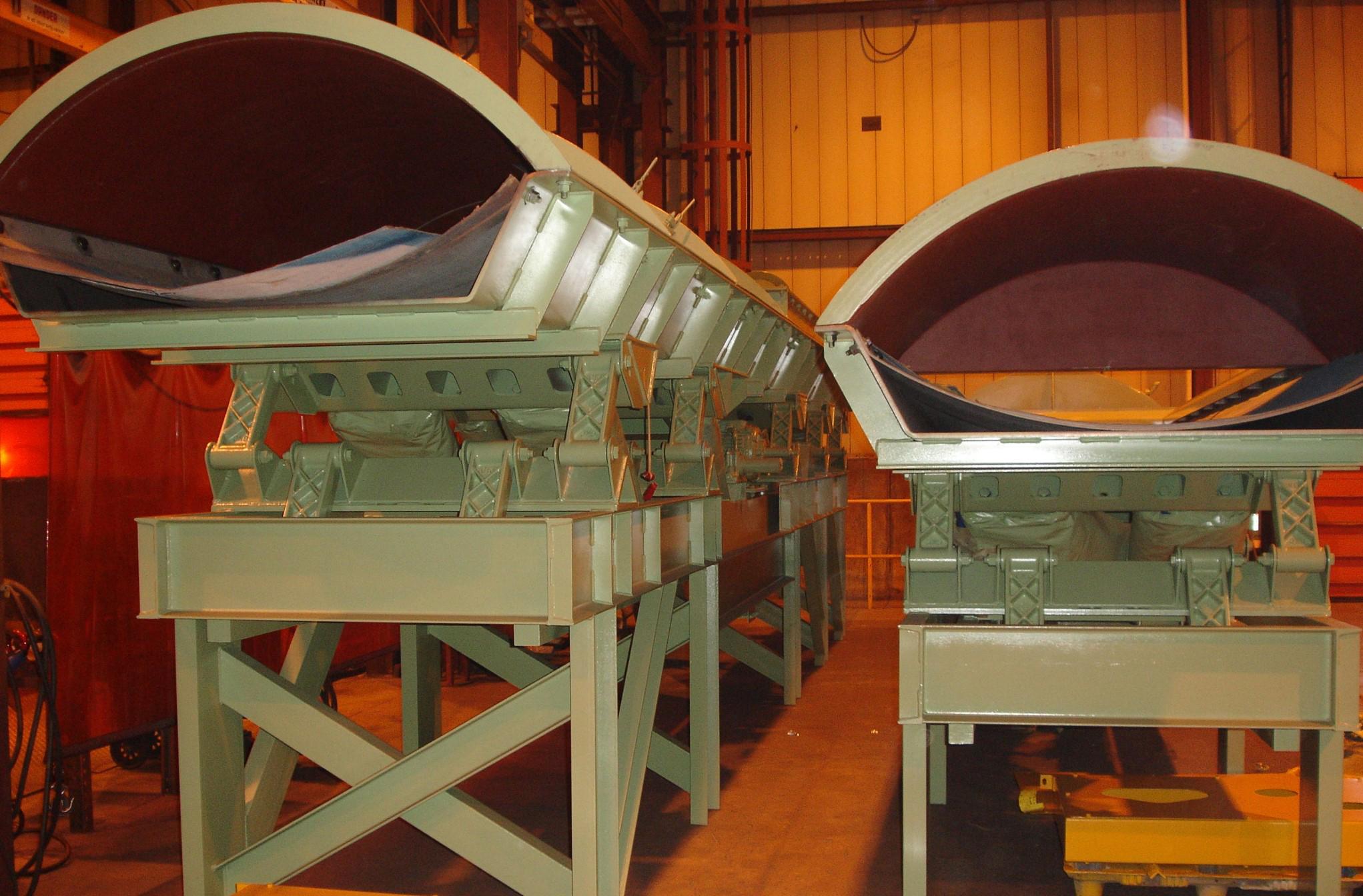 Vibra Belt conveyors