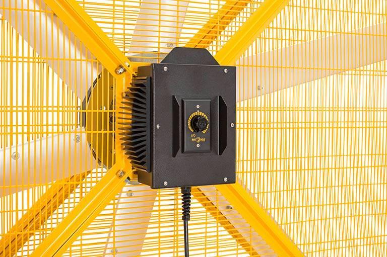 Powerfoil 8 Ceiling Fan Barron Equipment Amp Overhead Doors