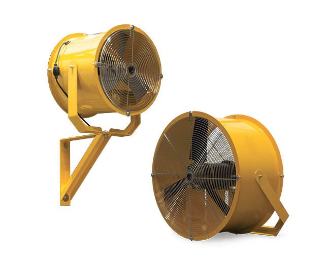 Big-Ass Sweat Bee Industrial Fan