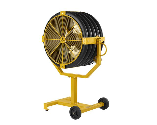 Big-Ass Yellowjacket Industrial Fan