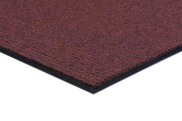 Brush and Clean Burgundy Color Matting