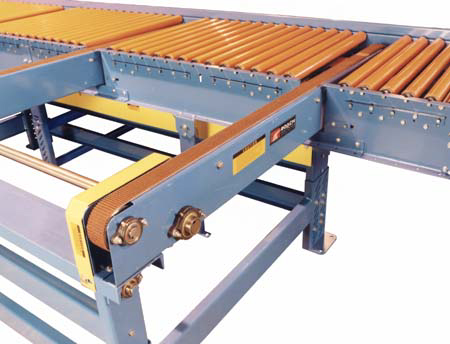 Belt Transfer Conveyor - Lateral Transfer Components