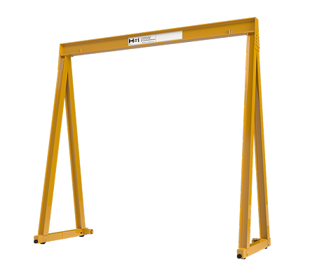 HSI Model 514 Gantry Crane Frame