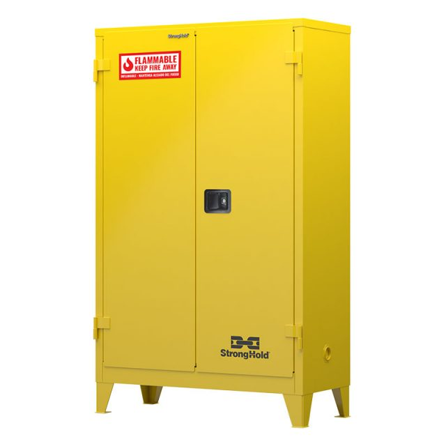 Flammable safety cabinet 45 gallon