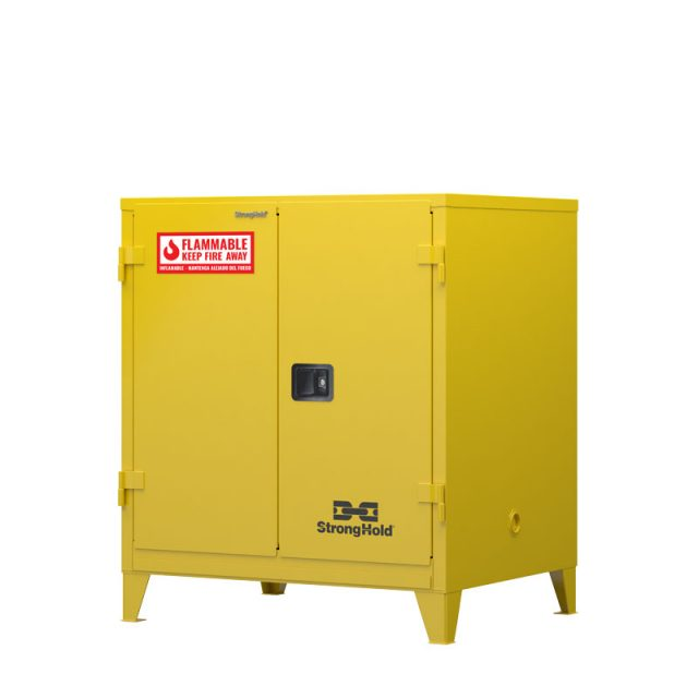 Flammable safety cabinet 60 gallon