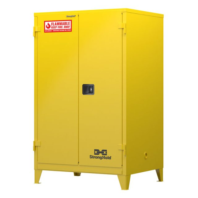 Flammable safety cabinet 90 gallon