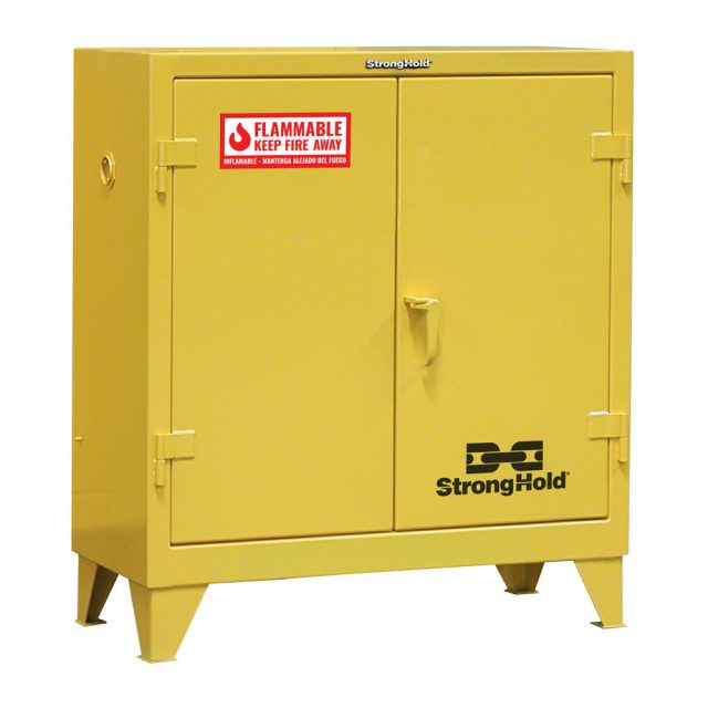 Heavy duty flammable safety cabinet 30 gallon