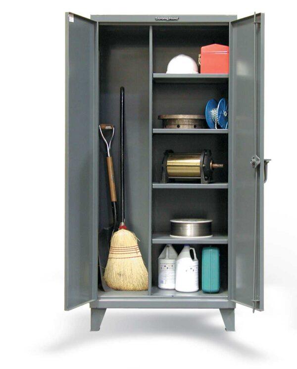 janitorial storage cabinet