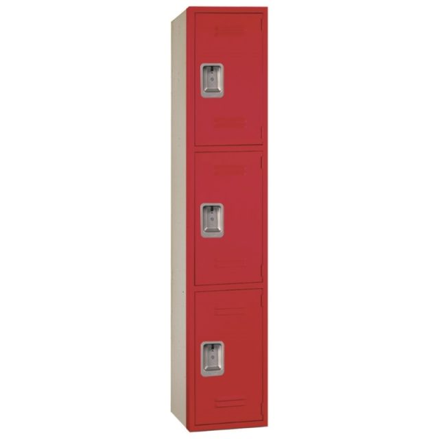 lyon heavy duty corridor lockers