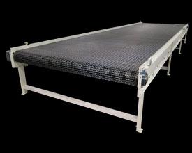 metal belt conveyor