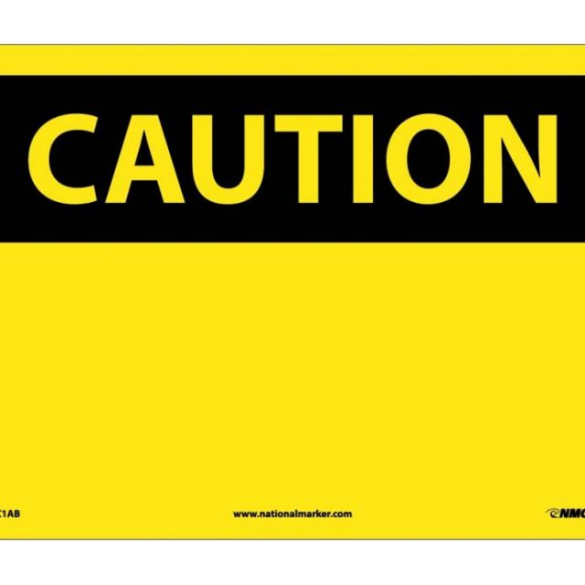 safety sign caution