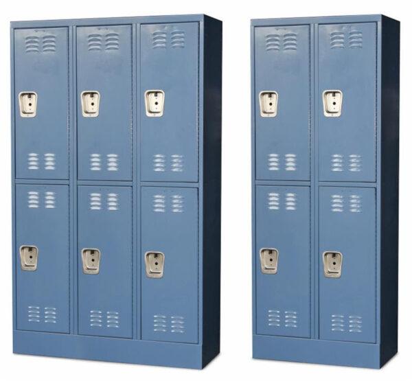 surplus denim classmate lockers