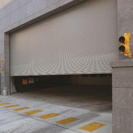 Insulated Rolling Doors