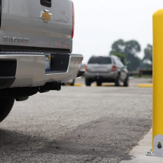 Collapsible Bollard