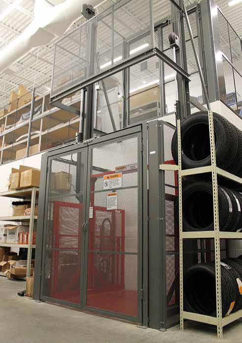 Custom Hydraulic Lift