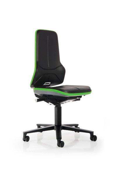 Bimos Neon Green Chair