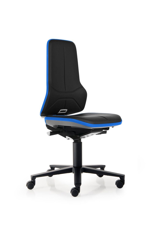 Bimos Neon Blue Chair