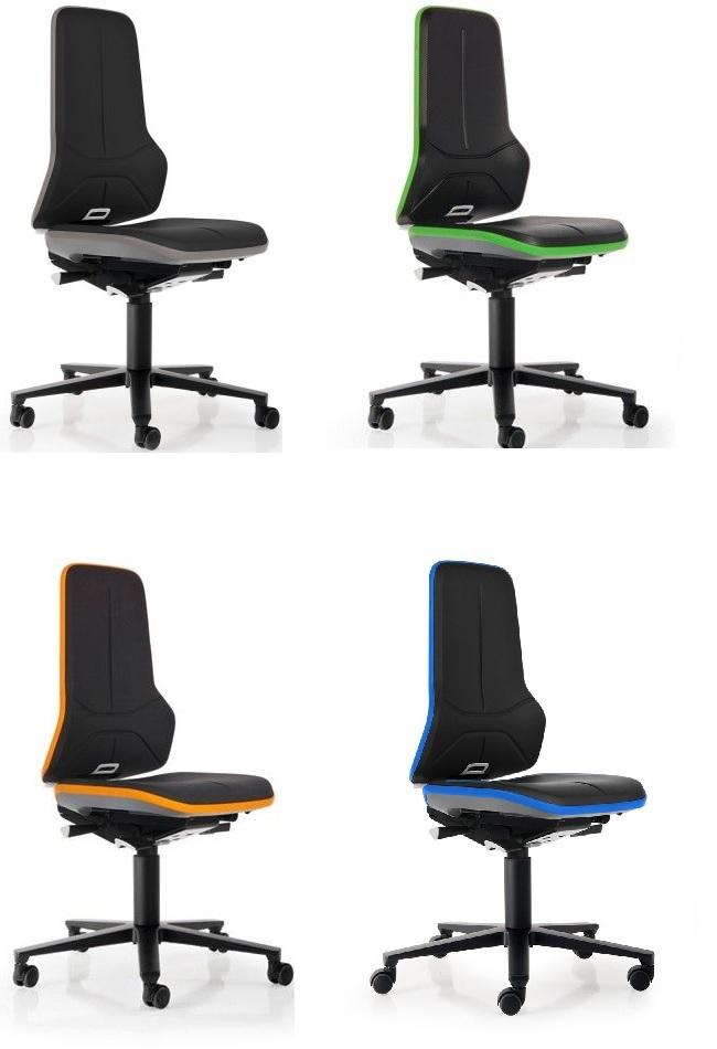 Bimos Neon Chair Collage