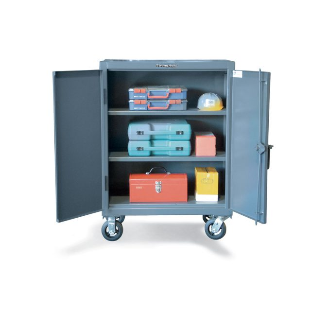 counter height mobile cart 1