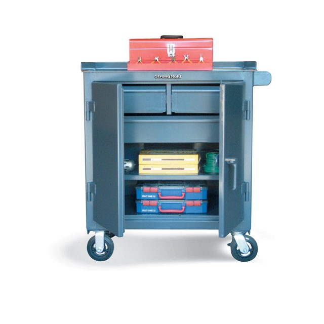 tool cart with 3 drawers
