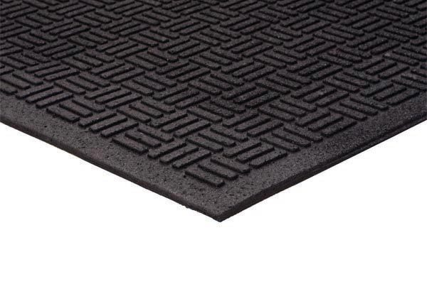 Apache Ecomat® Mission™ Black Mat