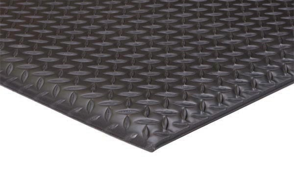 ArmorStep Mat Black Pebble Emboss