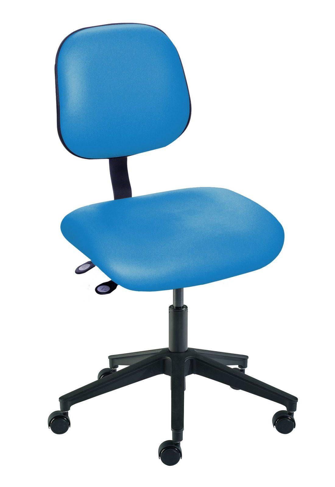 Avenue AE Chair Black Plastic