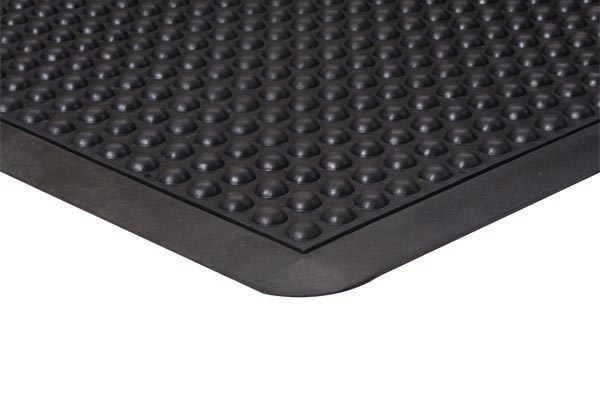 BubbleFlex Matting Black color