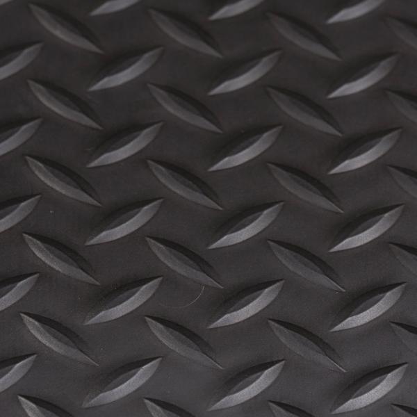 Conductive Diamond Foot Black Floor Mat Picture 3