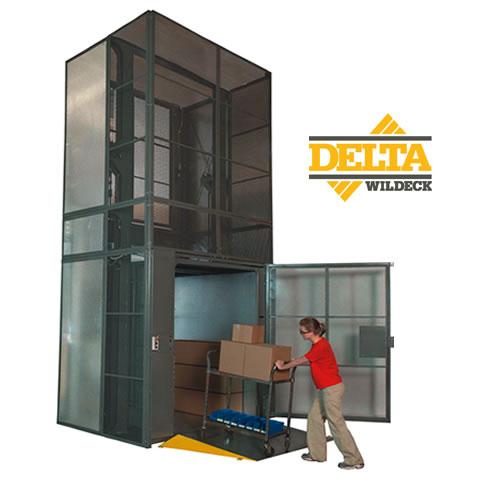 Delta VRC Material Lift