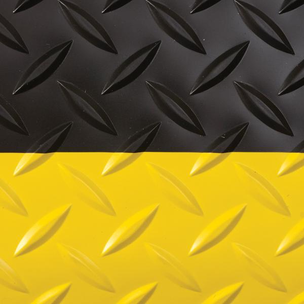 Diamond Runner Floor mat safety texture