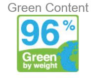 Grid Step Floor mat green content