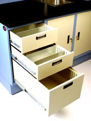 Lab drawers