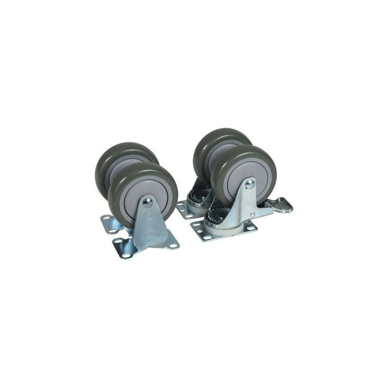 All Metal Designs OFC 2 Workstation Casters