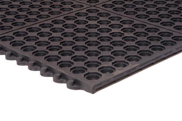 Performa 100N Black Floor Mat