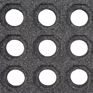 Performa 100N Black Floor Mat Picture 3