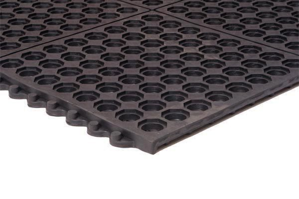 Performa Black Floor Mat
