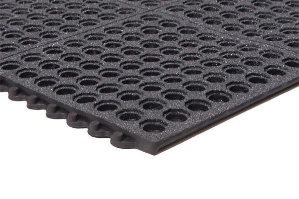 Performa Black GritTuff Floor Mat